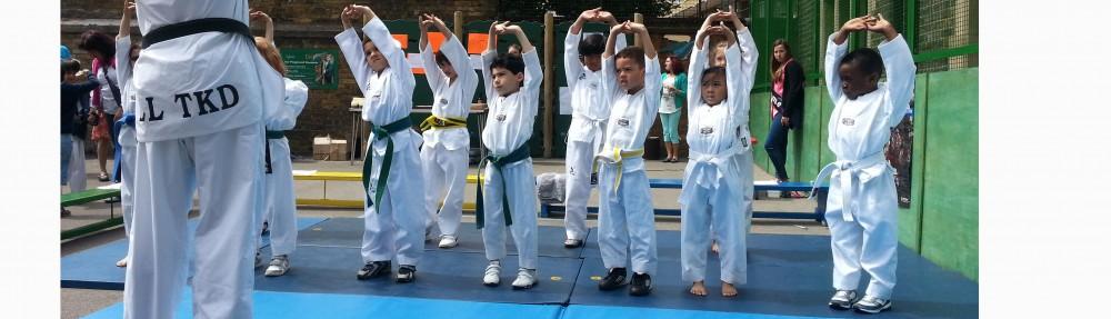 Lindsay Lawrence Taekwondo